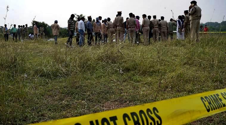 حیدرآباد انکاونٹر۔ایس آئی ٹی کا اجلاس۔قومی انسانی حقوق کمیشن کی جانچ جاری