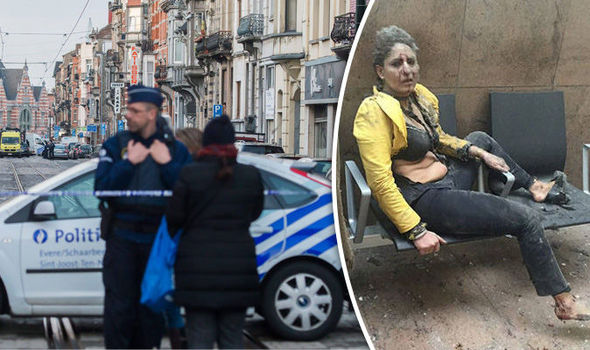 بیلجیم پولیس نے دہشت گردانہ حملوں کے تناظر میں چھ افراد گرفتار