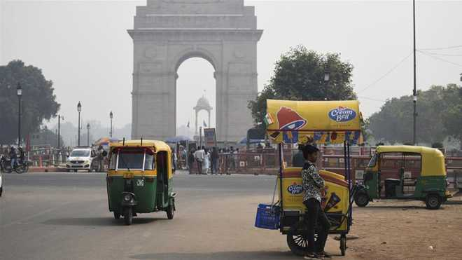دہلی میں ہوا کا معیار ابھی بھی بہت خراب