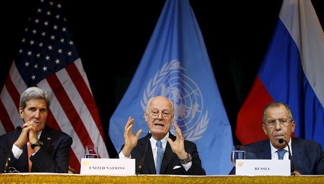 شام میں جنگ کے خاتمے کیے لیے روس اور امریکہ کے درمیان طے پانے والے معاہدے کو بچانا ضروری ہے