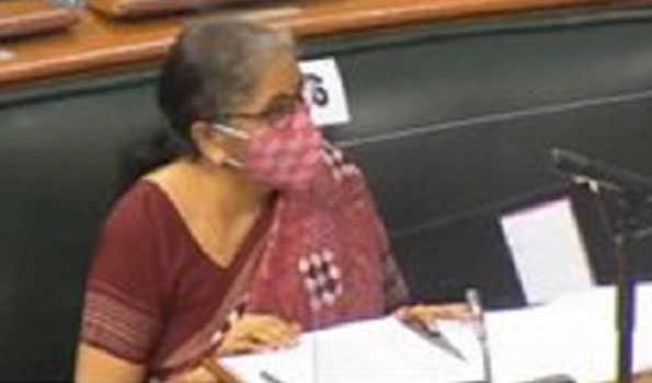 غیرمقیم مزدوروں سے متعلق جانکاری مغربی بنگال حکومت نے نہیں دی: نرملا سیتارمن