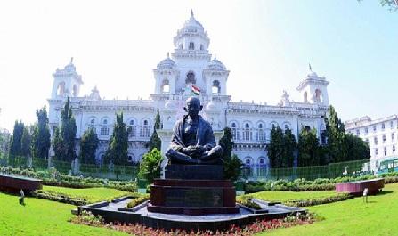 تلنگانہ ریاستی اسمبلی کا اس ماہ کی 18 اور 19 کو دو روزہ خصوصی سیشن منعقد کیا جائے گا ج