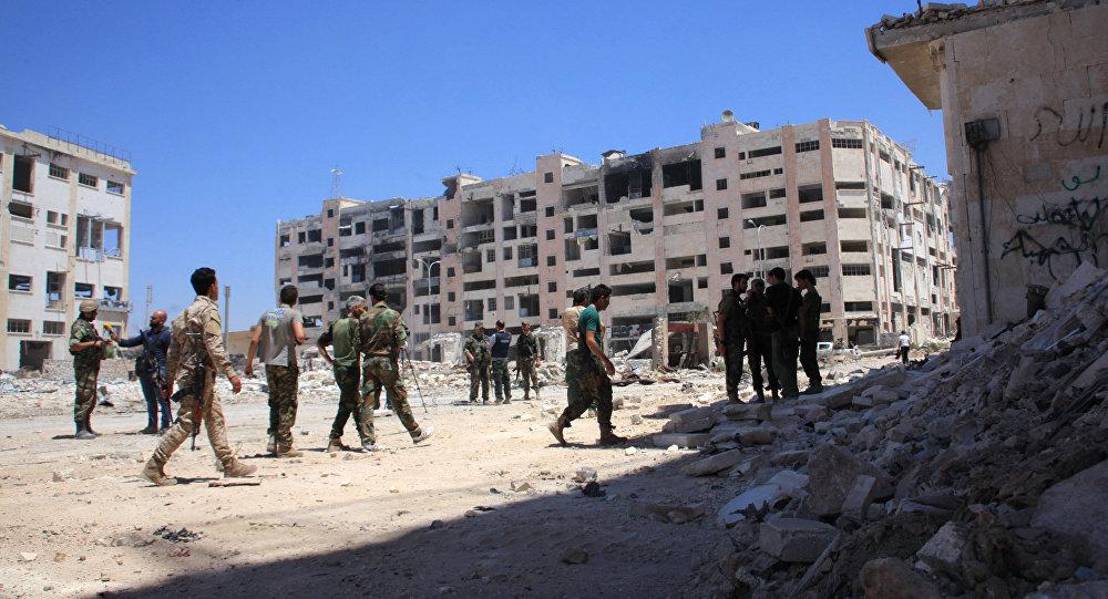 شام میں باغیوں کے حملے میں 15 افراد ہلاک ، 55 زخمی