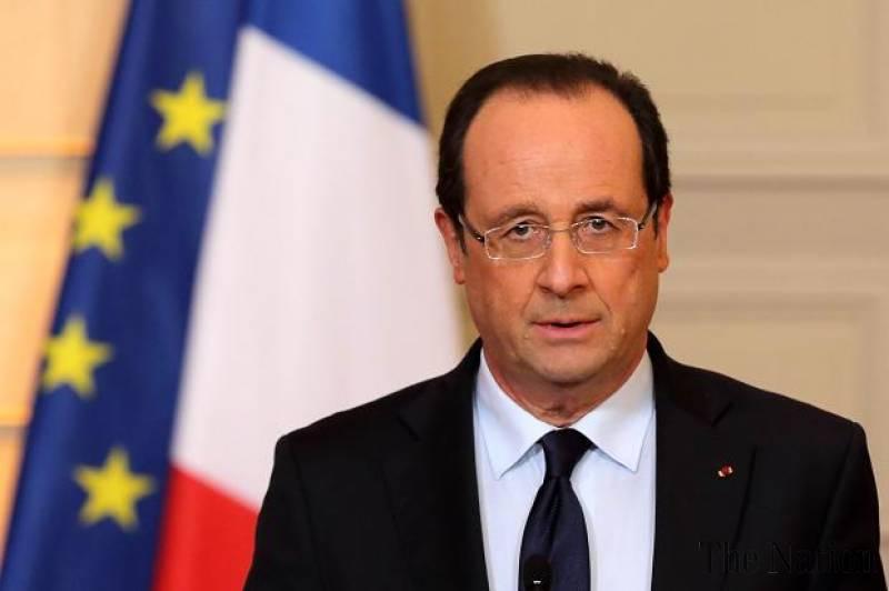 فرانس نے کانگو سے آئین کا احترام کرنے کو کہا