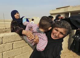 عراقی فوج آئی ایس کے خلاف موصل میں برسرپیکار