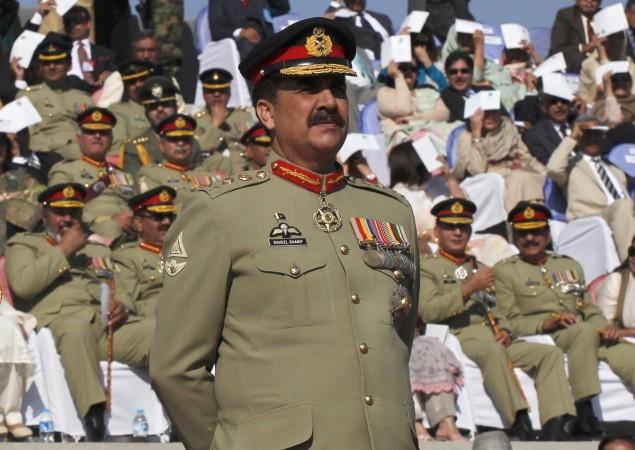 گیارہ ہندستانی فوجیوں کو ہلاک کرنے کا راحیل کا دعویٰ